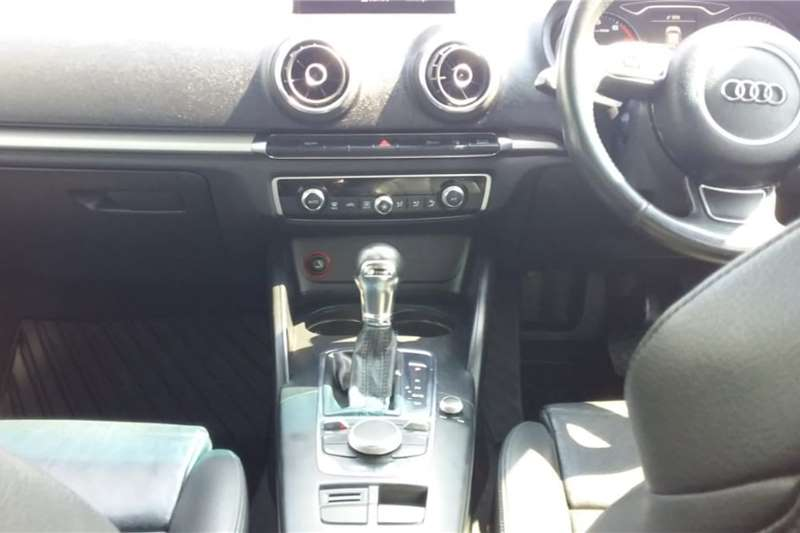 2014 Audi A3 sedan A3 1.4T FSI STRONIC