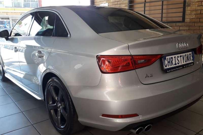 Audi A3 Sedan A3 1.4T FSI STRONIC 2015