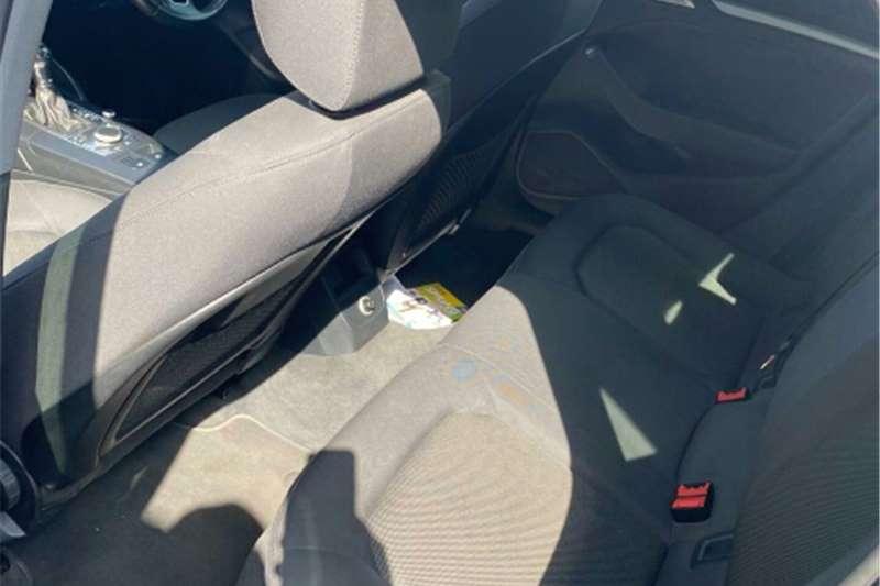 Used 2017 Audi A3 Sedan A3 1.4T FSI STRONIC