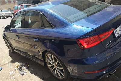 Used 2018 Audi A3 Sedan A3 1.4T FSI STRONIC