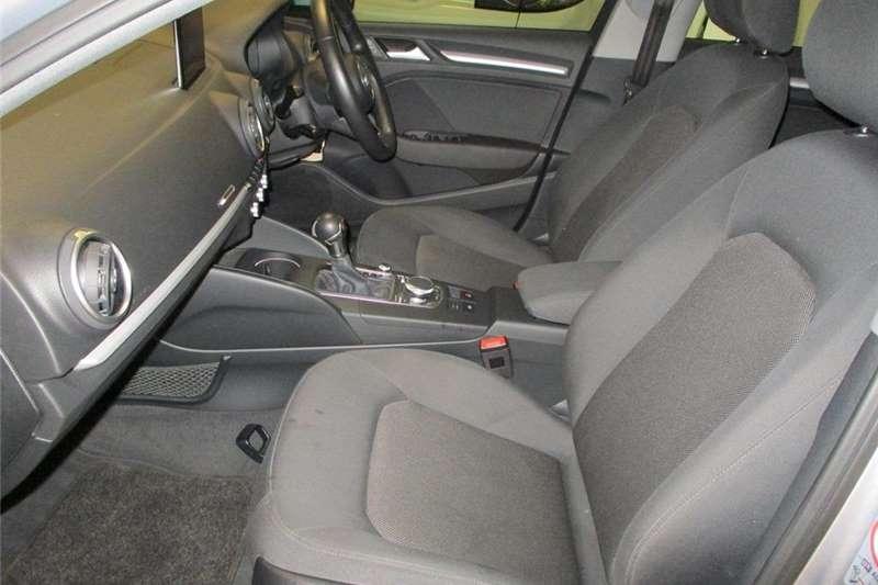 0 Audi A3 sedan