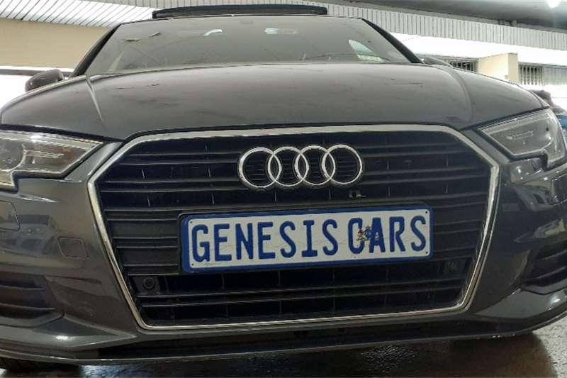 Audi A3 sedan Audi A3 sedan 1.4 TFSI auto DSG  2018