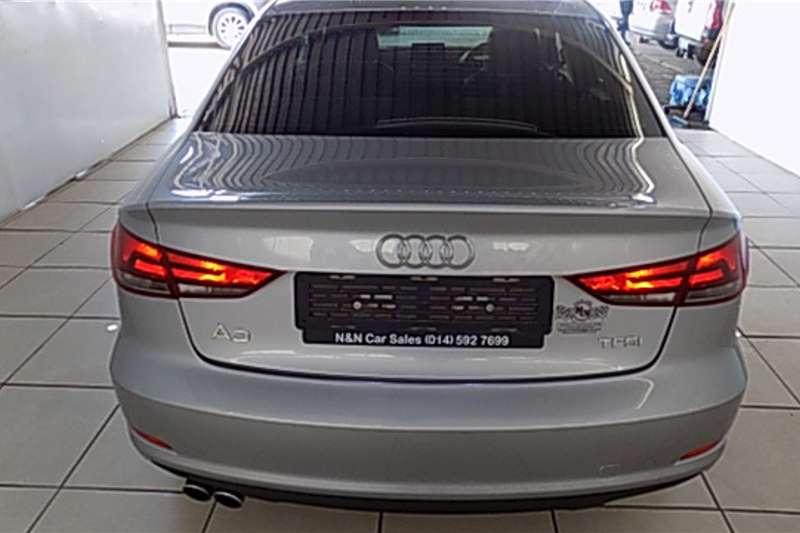 2015 Audi A3 sedan A
