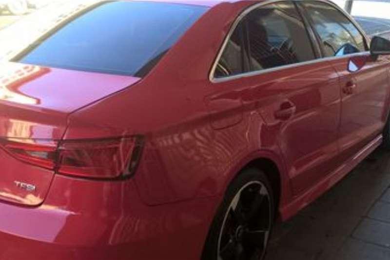 2016 Audi A3 sedan A3 2.0T FSI STRONIC