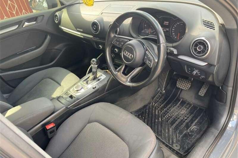 2017 Audi A3 sedan A3 1.4T FSI STRONIC