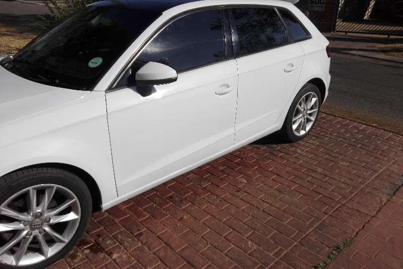 Audi A3 Sportback 1.0TFSI 2014