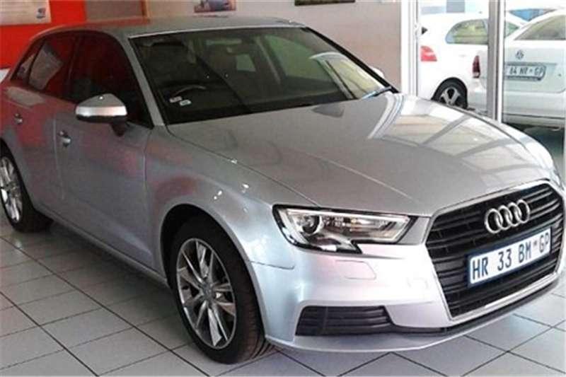 Audi A3 Sportback 1.0TFSI auto 2018