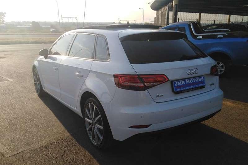 Used 2018 Audi A3 Sportback 1.0TFSI S line