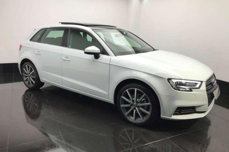 Audi A3 Sportback 1.0TFSI S line 2019