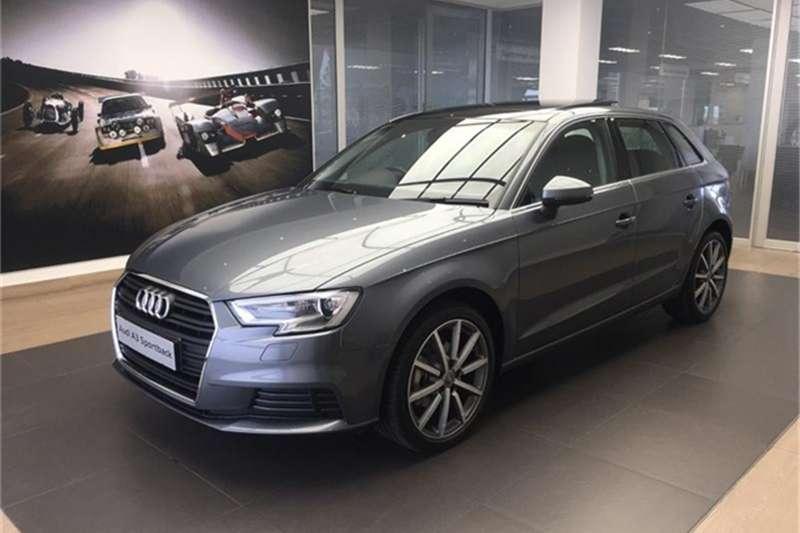 Audi A3 Sportback 1.0TFSI S Line Auto 2019