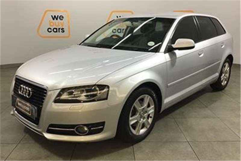 Audi A3 Sportback 1.4T Attraction auto 2012
