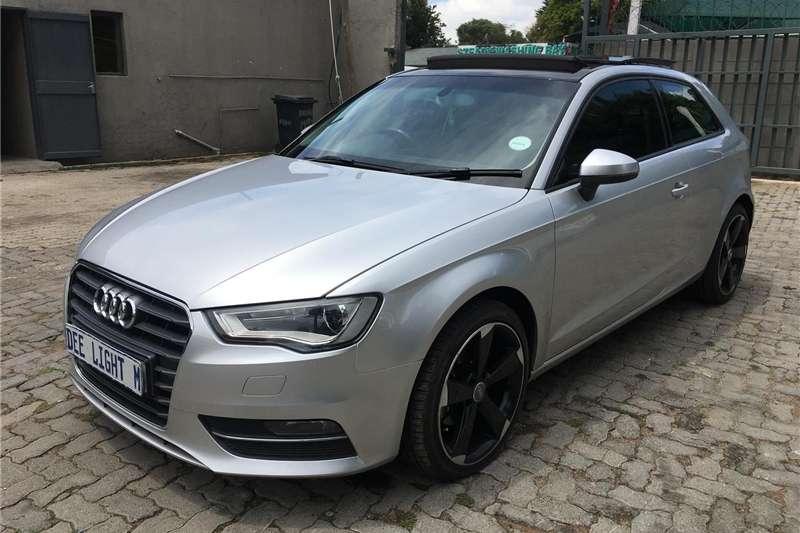 Audi A3 Sportback 1.4T Attraction auto 2013