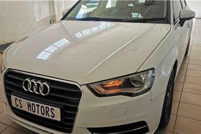 Audi A3 Sportback 1.4TFSI 2014
