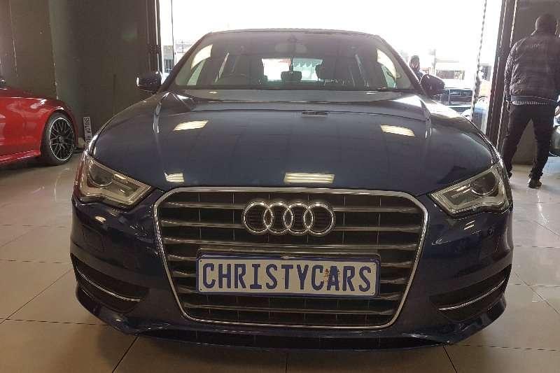 Audi A3 Sportback 1.4TFSI auto 2014