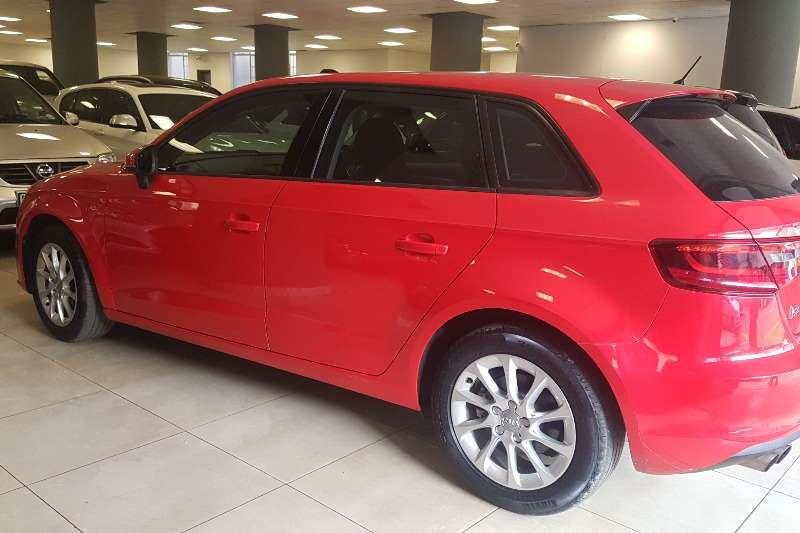 Audi A3 Sportback 1.4TFSI auto 2016