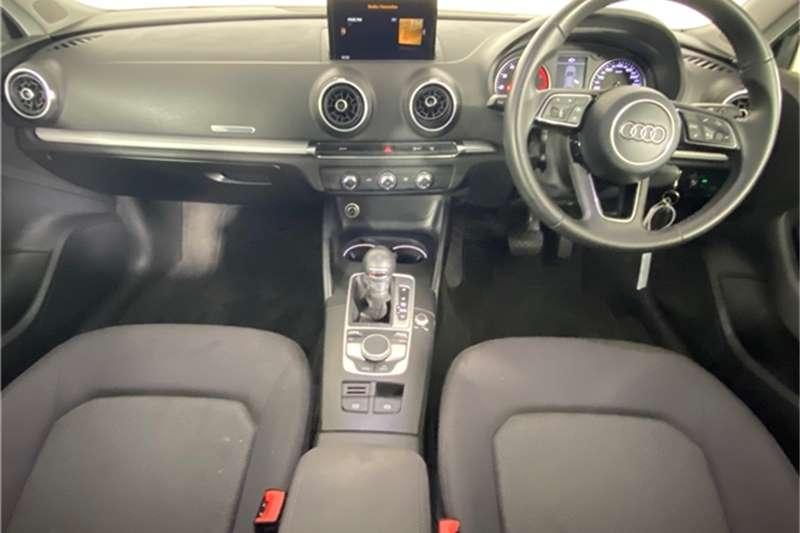 2017 Audi A3 A3 Sportback 1.4TFSI auto