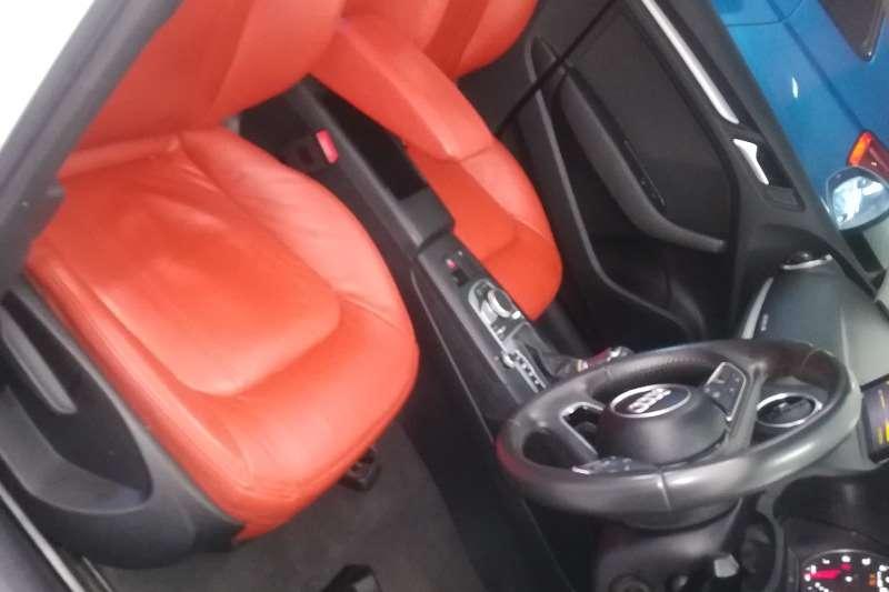 2018 Audi A3 A3 Sportback 1.4TFSI auto