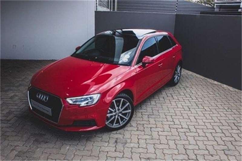 Audi A3 Sportback 1.4TFSI auto 2020