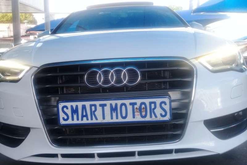 Audi A3 Sportback 1.4TFSI S line 2014