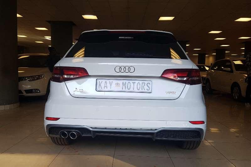 Audi A3 Sportback 1.4TFSI S line 2016