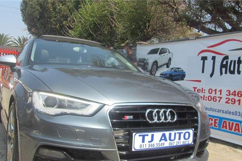 Audi A3 Sportback 1.4TFSI S line auto 2013