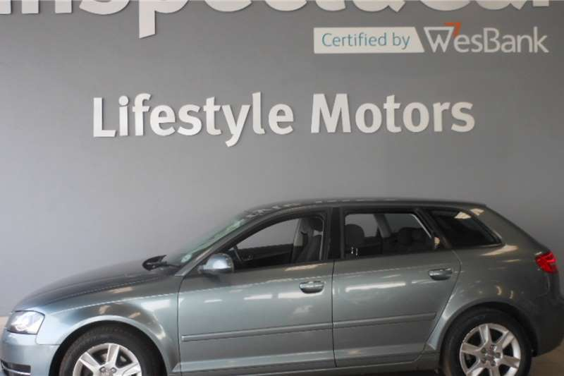 Audi A3 Sportback 1.6TDI Attraction 2011