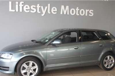 Used 2011 Audi A3 Sportback 1.6TDI Attraction