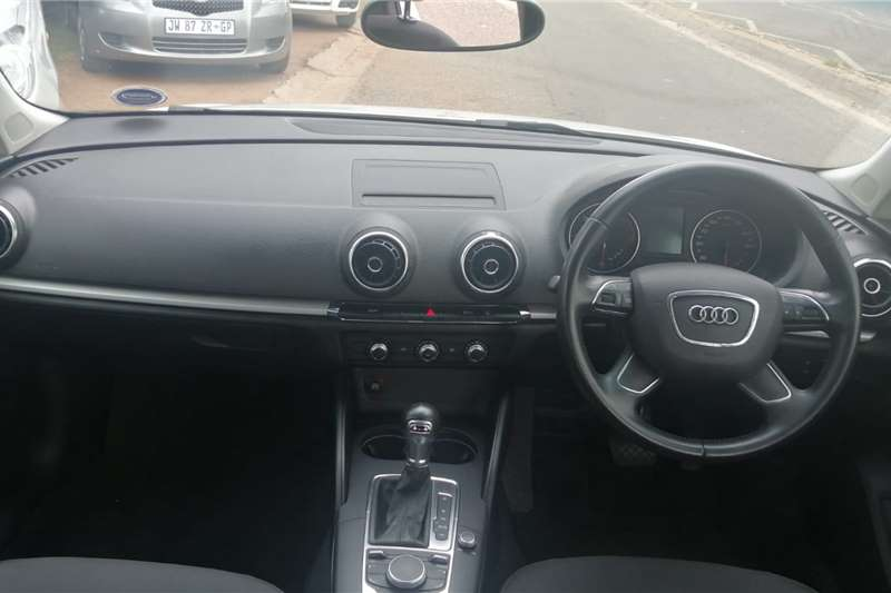 Used 2014 Audi A3 Sportback 1.6TDI S