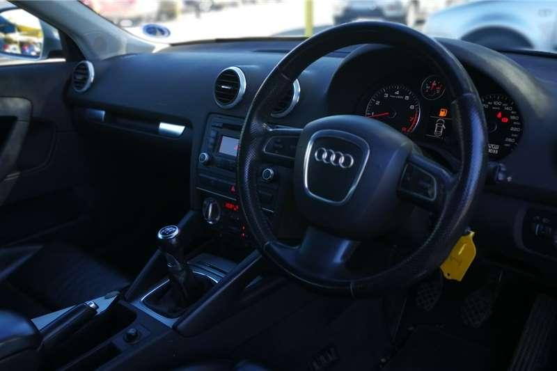 Audi A3 Sportback 1.8 TFSI 2010