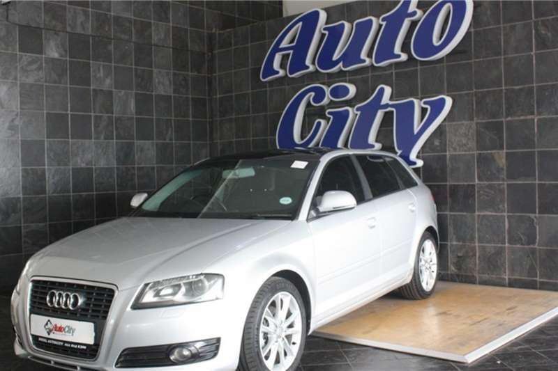 Audi A3 Sportback 1.8T Ambition 2010