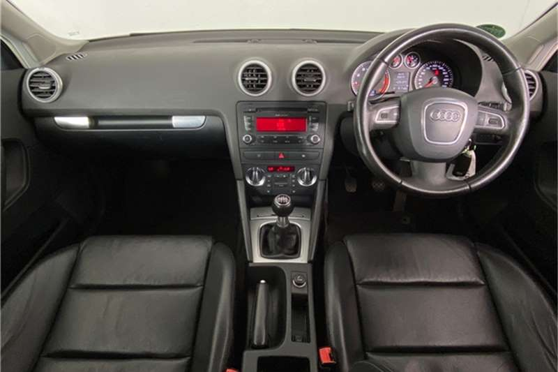 2010 Audi A3 A3 Sportback 1.8T Ambition
