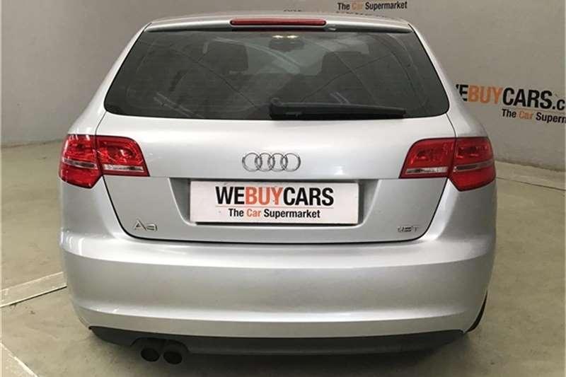 Audi A3 Sportback 1.8T Ambition 2012