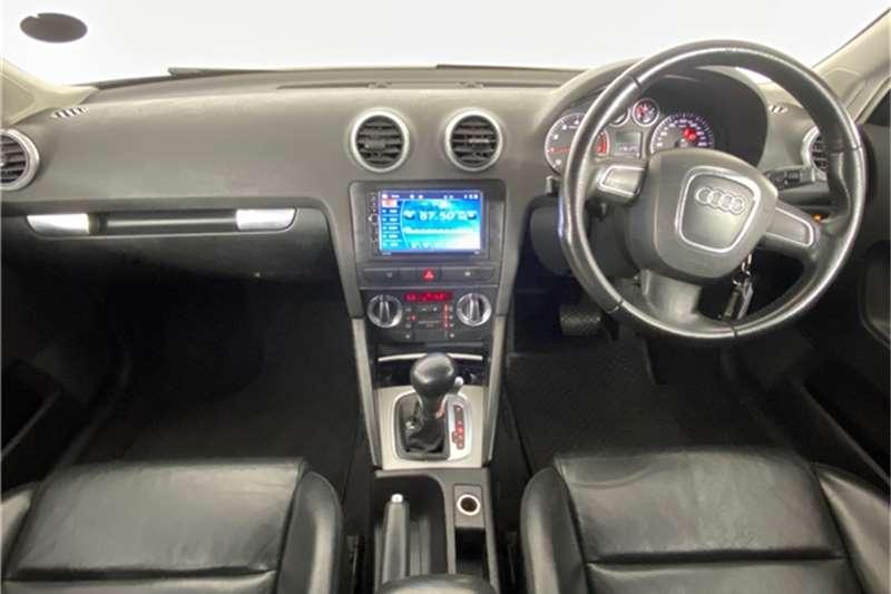 Used 2010 Audi A3 Sportback 1.8T Ambition auto