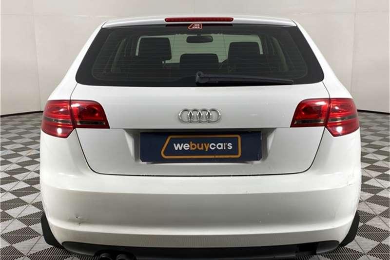 Used 2012 Audi A3 Sportback 1.8T Ambition auto