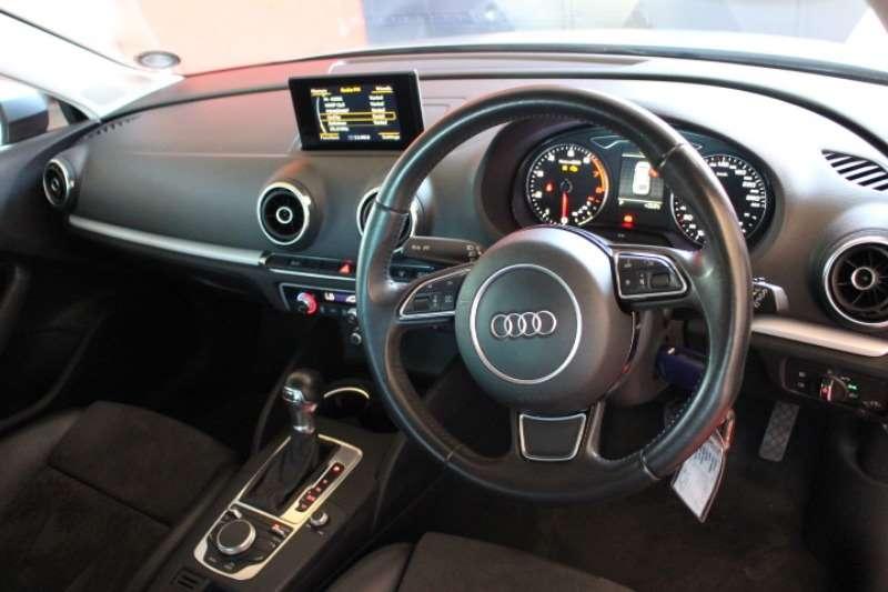Audi A3 Sportback 1.8T SE auto 2015