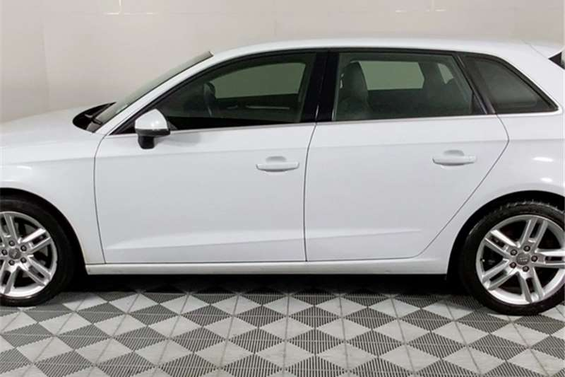 2015 Audi A3 A3 Sportback 1.8T SE auto