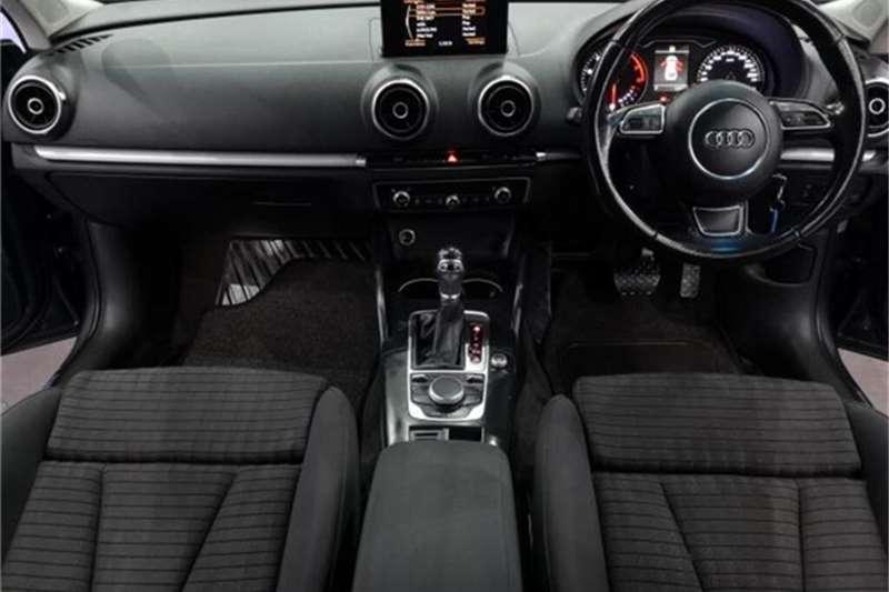 Audi A3 Sportback 1.8T SE auto 2016