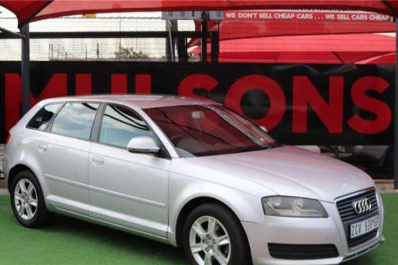 Audi A3 Sportback 1.9TDI Attraction 2010
