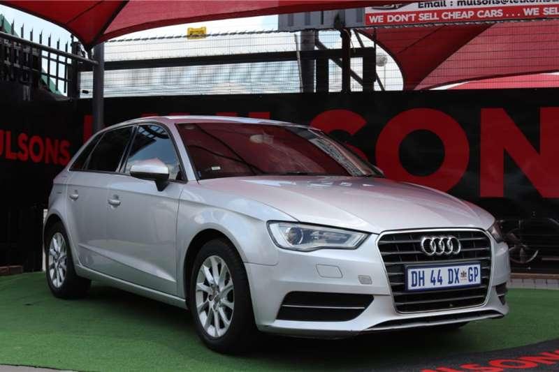Audi A3 Sportback 1.9TDI Attraction 2013