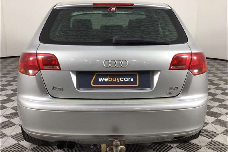 2006 Audi A3 A3 Sportback 2.0 Ambition