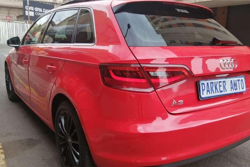 Audi A3 Sportback 2.0 TFSI STRONIC 2015