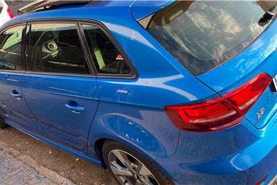 Used 2017 Audi A3 Sportback A3 SPORTBACK 2.0 TFSI STRONIC
