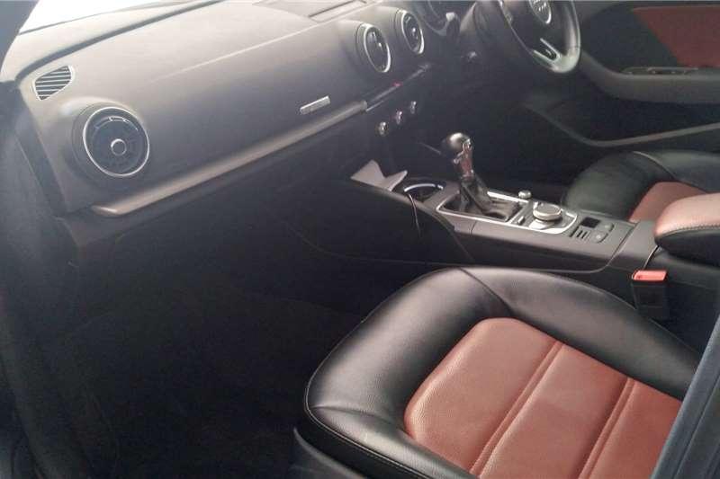 2018 Audi A3 Sportback A3 SPORTBACK 2.0 TFSI STRONIC