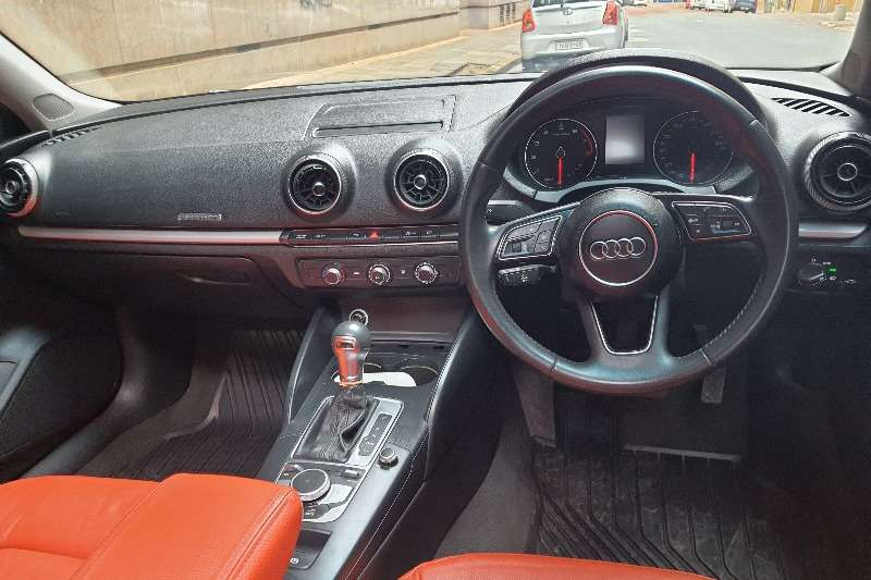 Used 2018 Audi A3 Sportback A3 SPORTBACK 2.0 TFSI STRONIC