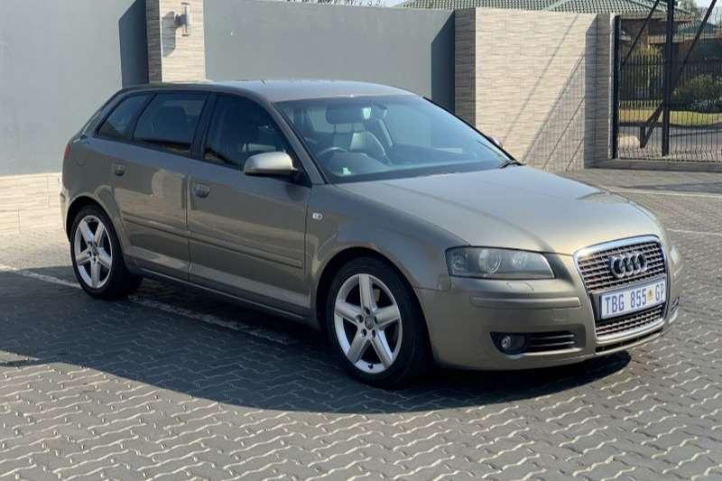 Audi A3 Sportback 2.0T Ambition 2006