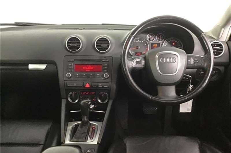 Audi A3 Sportback 2.0T Ambition s-tronic 2008