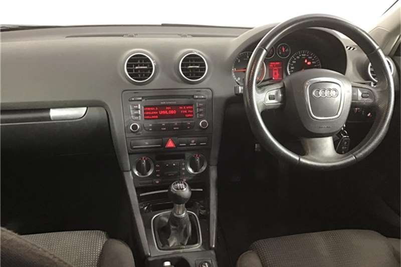 Audi A3 Sportback 2.0TDI Ambition 2008