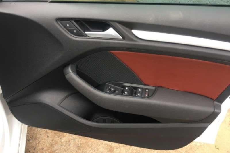 Audi A3 Sportback 2.0TDI S line 2018