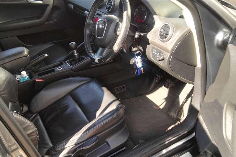 2008 Audi A3 Sportback A3 SPORTBACK 2.0 TFSI STRONIC