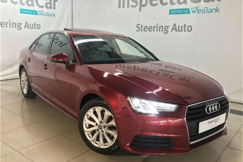 Audi A4 1.4T FSI (B9) 2017